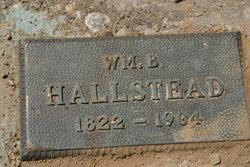 William B. Hallstead