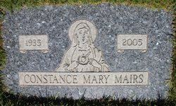 Constance Mary Mairs