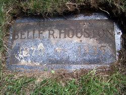 """Ingeborg """"Belle"""" <I>Ruud</I> Houston"""