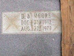 D. B. Moore