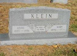 Mary Alice <I>McKee</I> Klein