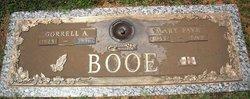 Gorrell Allen Booe
