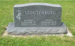 Eleanor Duella <I>Houston</I> Stoutenburg