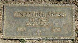 Minnehaha Adams
