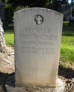 Pvt Floyd Edgar McCracken
