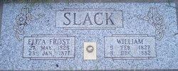 Eliza <I>Frost</I> Slack