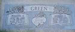 Robert Eli Green