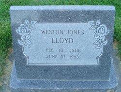 Weston Jones Lloyd