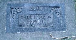 Nellie Hanna <I>Barton</I> Howell