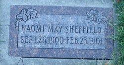 Naomi May Sheffield