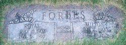 Royal Forbes