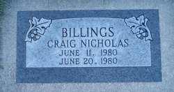 Craig Nicholas Billings