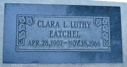 Clara Lena <I>Liechty</I> Eatchel