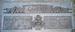 Lewis James Gardner