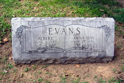 "Anna May ""Annie"" <I>Lynam</I> Evans"
