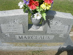Lucille <I>Fontenot</I> Marceaux