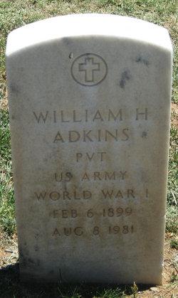 William H Adkins