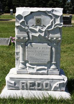 William Alexander Redd