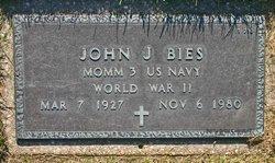 John J Bies
