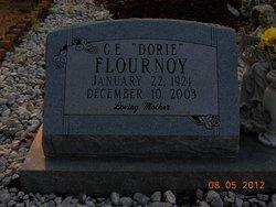 """Glendora Ethel """"Dorie"""" <I>Clary</I> Flournoy"""