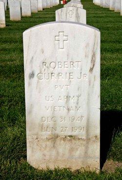 Robert Currie, Jr
