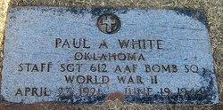 Paul Alvan White