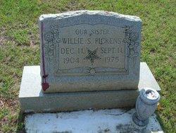 Willie S Pickens
