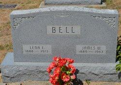 Lena E <I>Roderick</I> Bell