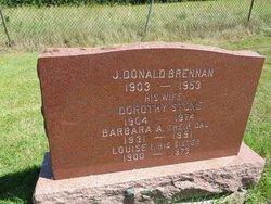 Dorothy <I>Stone</I> Brennan