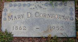 Mary D Cornforth