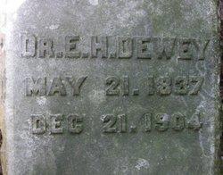 Dr Edward Hooker Dewey