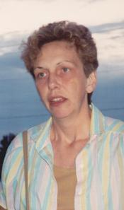 Suzanne <I>Williams</I> Eklund