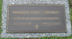 Sharon Anne <I>Newton</I> Caraway