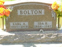 Ida E. <I>Kirschbaum</I> Bolton