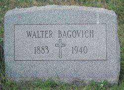 Walter Bagovich