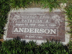 Patricia A. Anderson