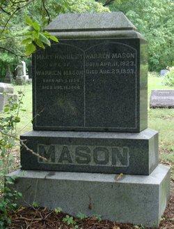 Mary <I>Handley</I> Mason