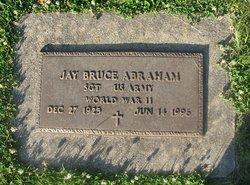 Jay Bruce Abraham