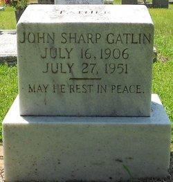 John Sharp Gatlin