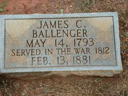 James Conner Ballenger