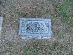 Bonnie Kay Bekkering