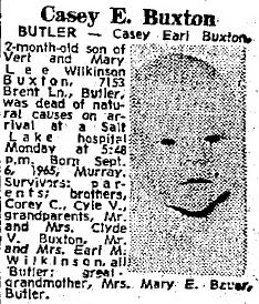 Casey Earl Buxton