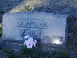 Myrtle May Chapman