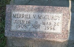 Merrill Vincent McCurdy