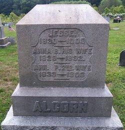 Anna Belle <I>Peebles</I> Alcorn