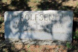 William Henry Rolfsen, Sr