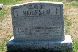 Edward V Rolfsen