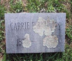Carrie Emma <I>Parmer</I> Baldwin