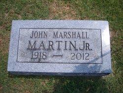 John Marshall Martin, Jr