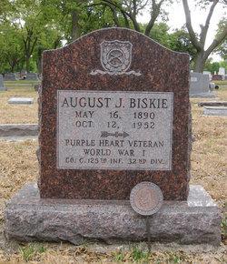 August J. Biskie
